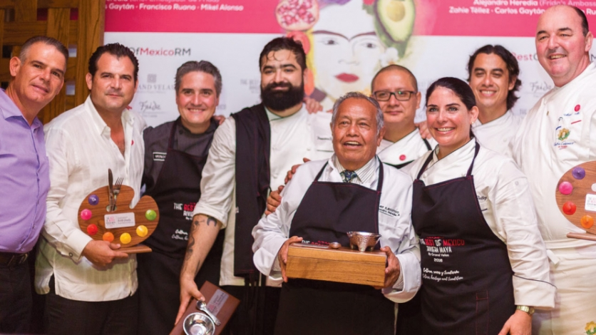 Best of Mexico's Guest Chefs Celebrate at Grand Vilas Riveiera Maya