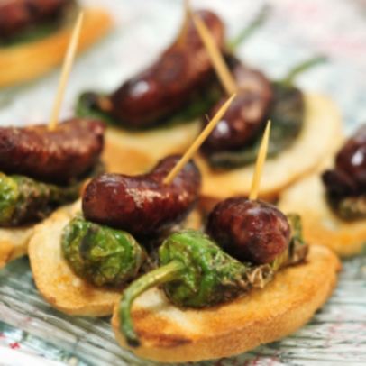 food from the basque region