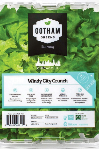 gotham greens windy city crunch