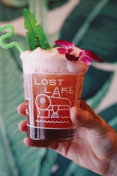 Lost Lake Drink